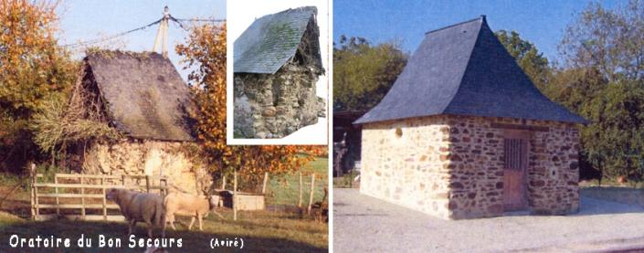 Exemples de bâtiments aidés par l'ASCCA